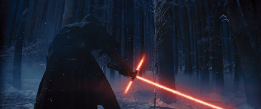 update possible piece of the force awakens fight choreography