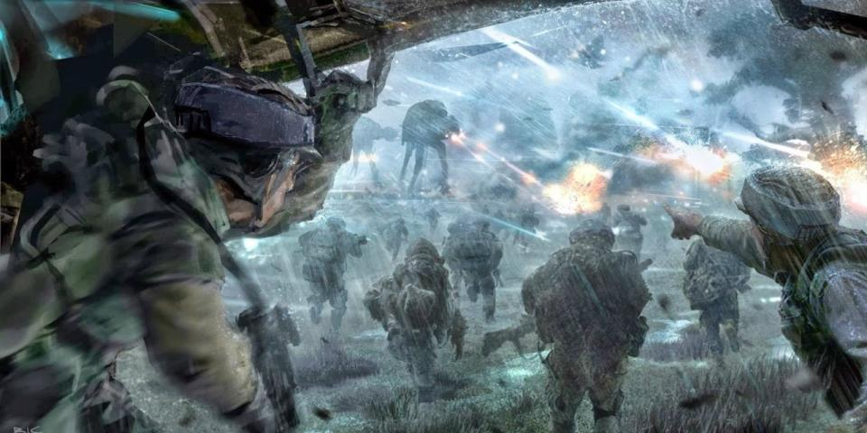 Rogue One War Zone