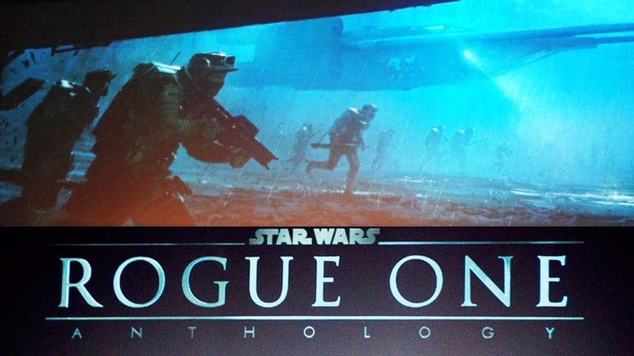 Rogue One: A Star Wars Story / Звездные войны: Изгой: Новости Звездных Войн (Star Wars news): Два изгоя, один сценарист