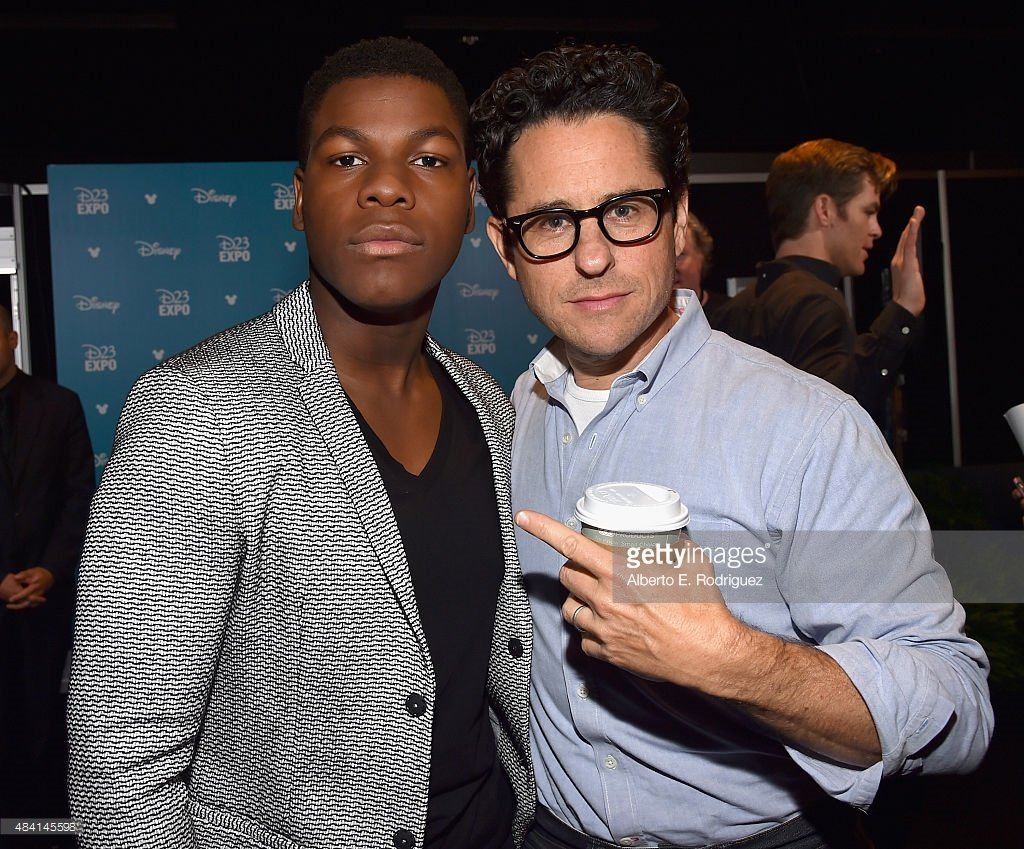 Boyega & Abrams