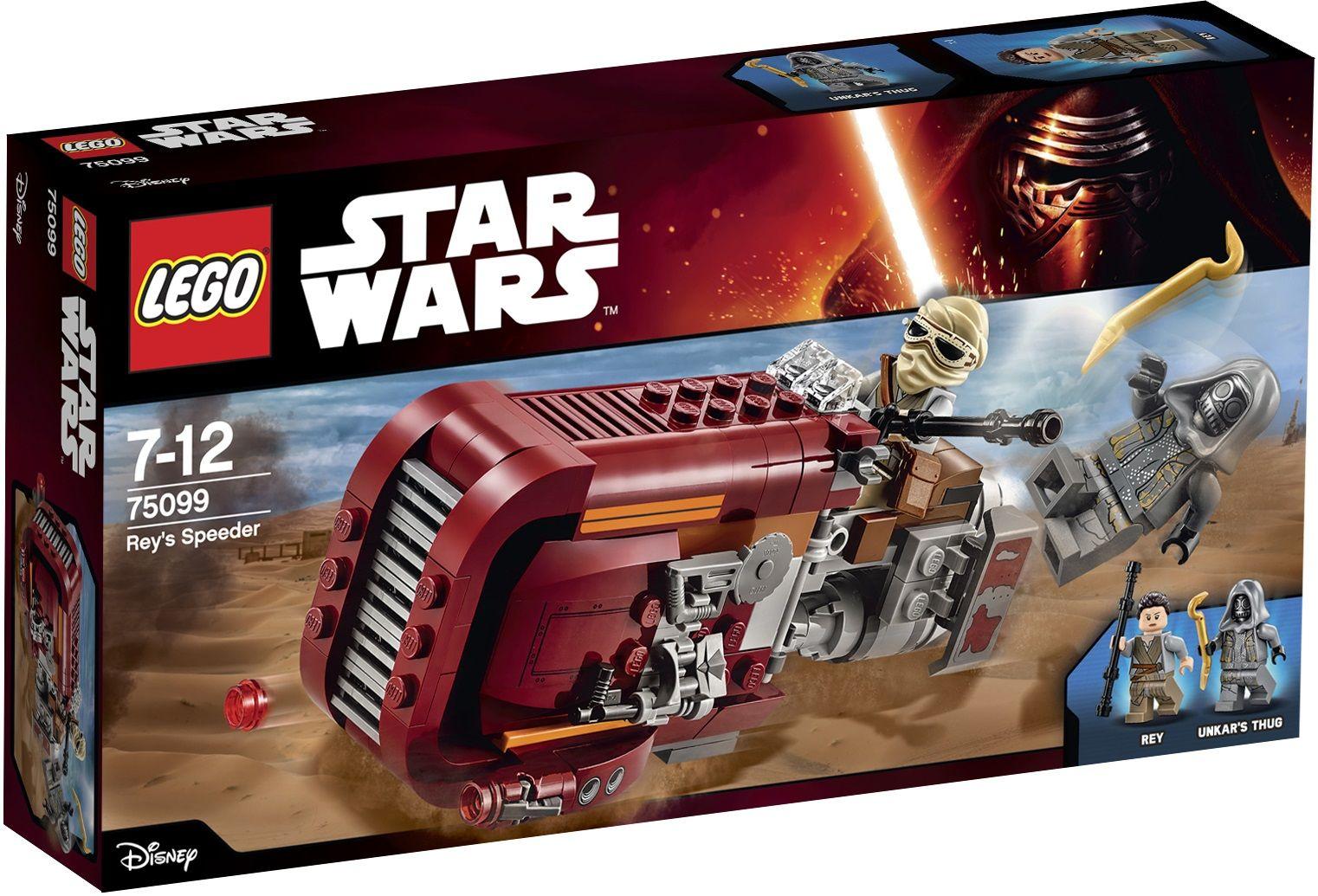 LEGO TFA Set 1