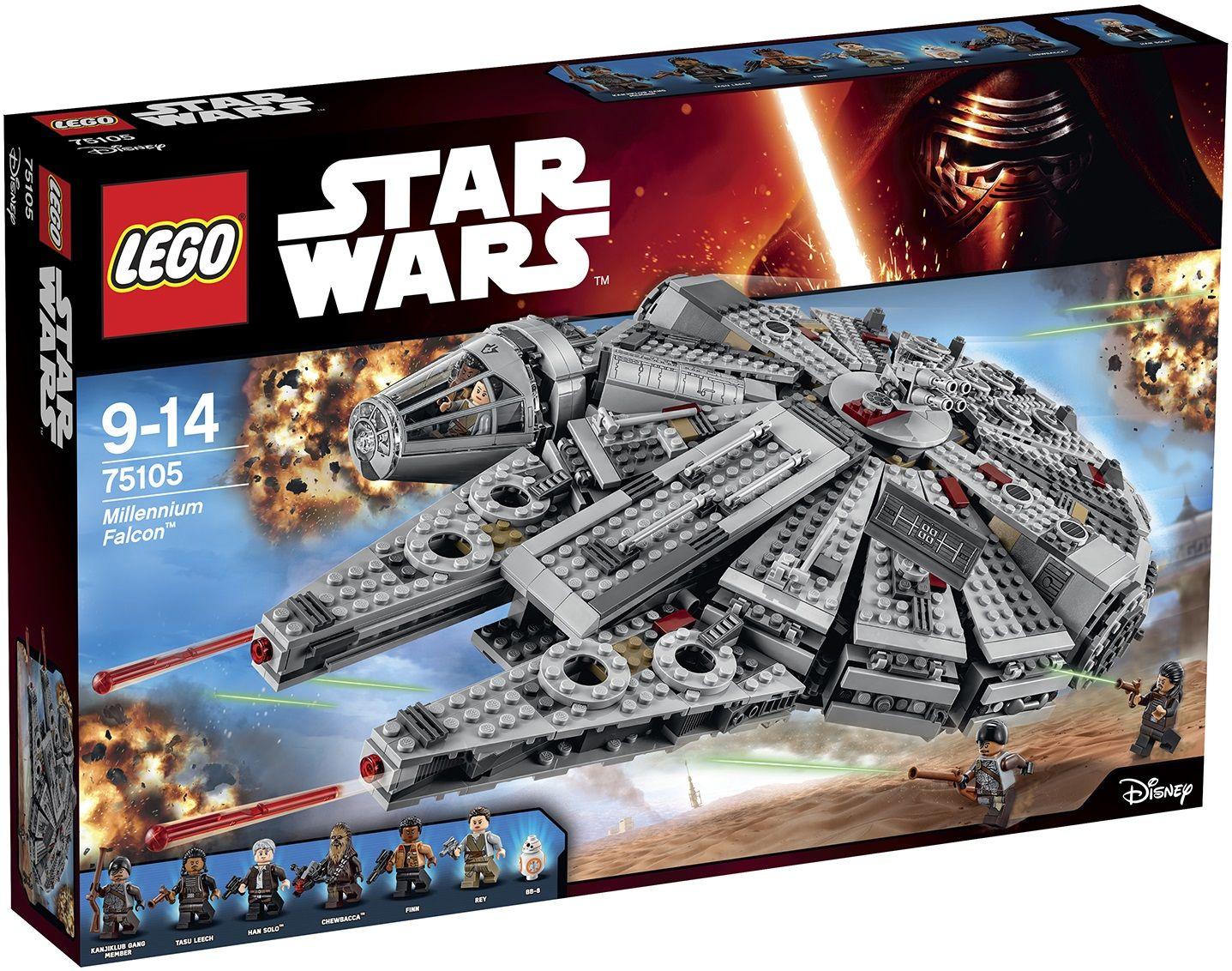 LEGO TFA Set 3