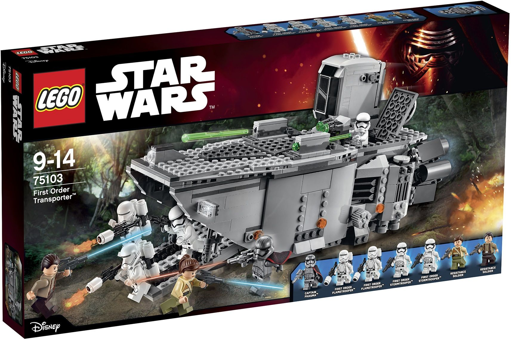 neues lego star wars