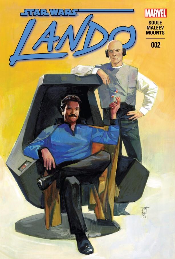 Lando Cover