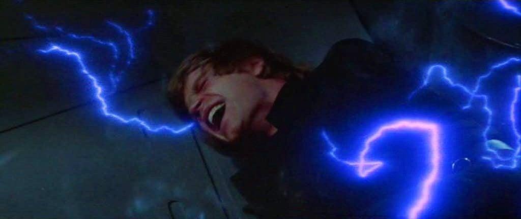 Luke Force Lightening
