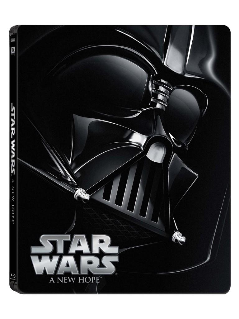 Star Wars ANH Steelbook