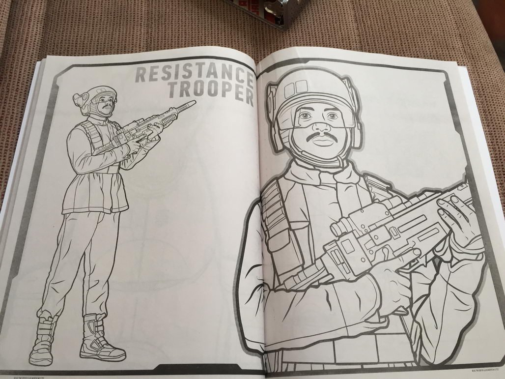 star wars the force awakens coloring book_1