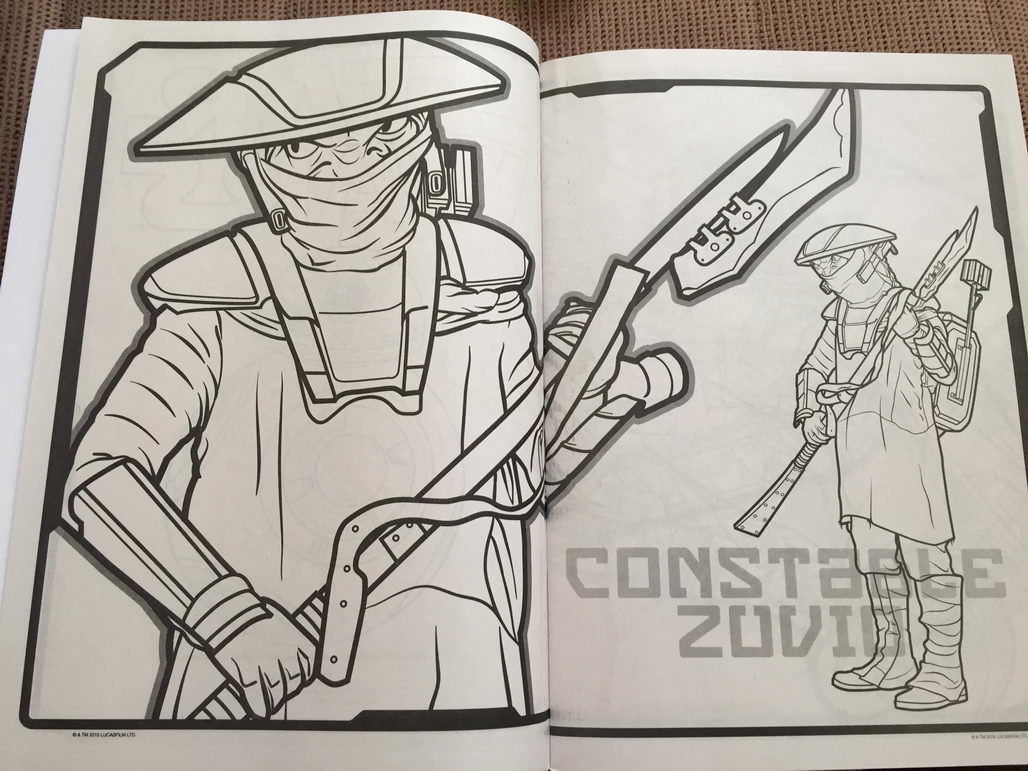 star wars the force awakens coloring book_9