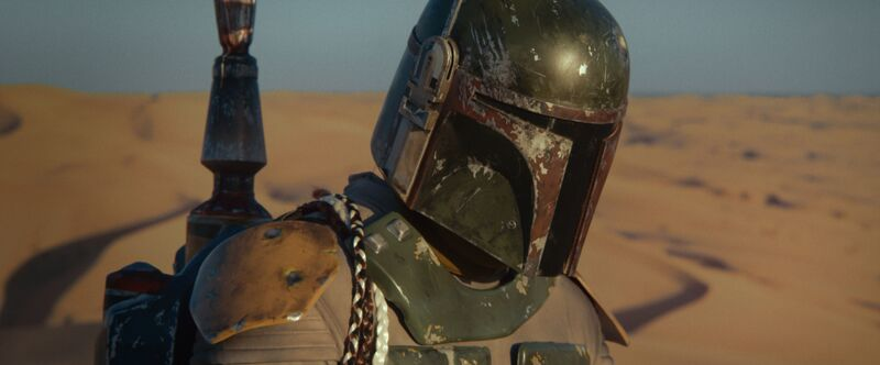 Boba Fett - New Republic Anthology fan film