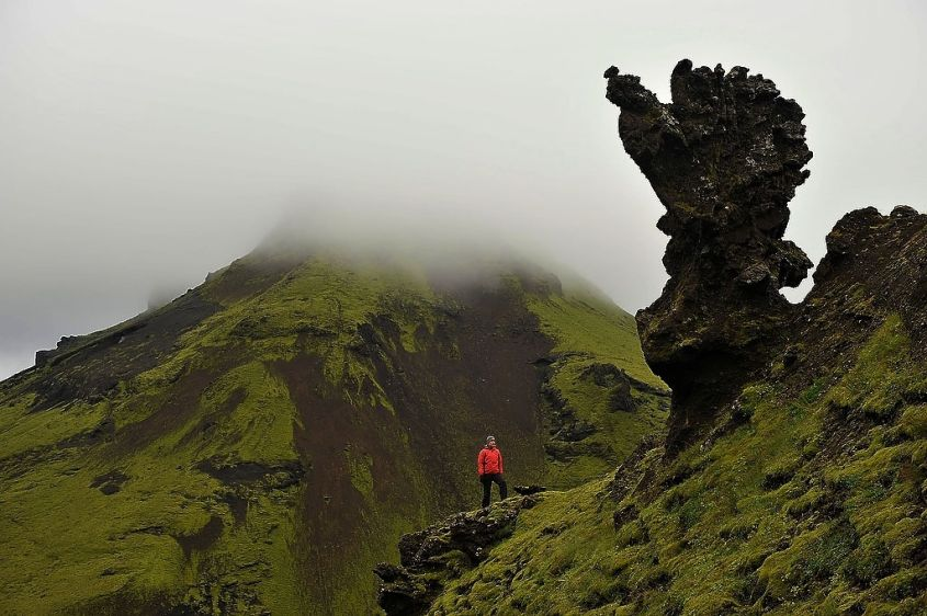 Hafursey mountain, Iceland - Rogue One location