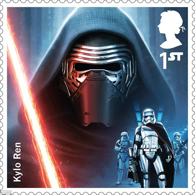Royal Mail to Release 18 First Class Stamps with Characters and