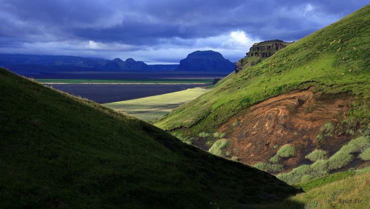 Mýrdalssandur, Iceland - Rogue One location
