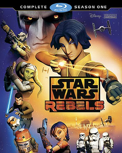 Rebels Blu-ray