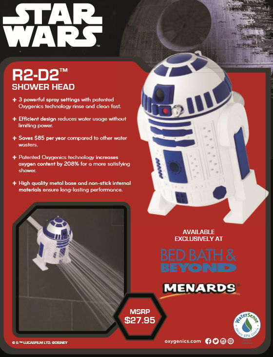 UPDATE! And the Winners Are..... SWNN Giveaway  Oxygenics R2-D2 and ... 13d8d5bc0a