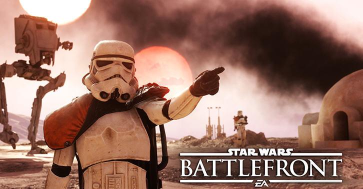 EA Launch Battlefront