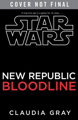 New Republic - Bloodline Cover