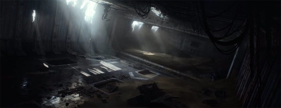 Star Destroyer Interior