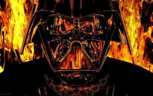 darth-vader-on-fire