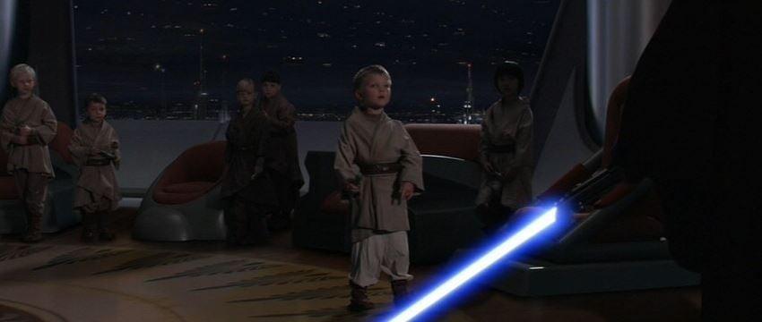 Anakin vs Younglings