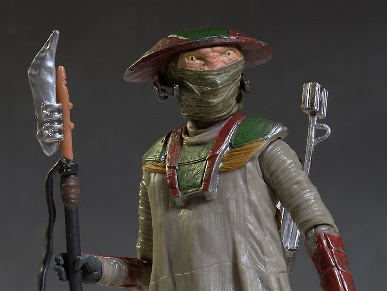 Constable Zuvio Action Figure
