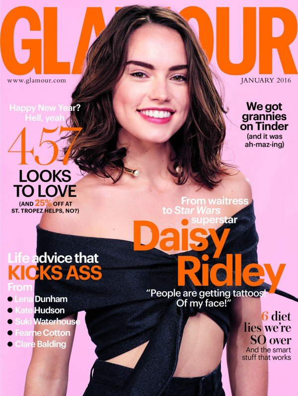 GLAMOUR Jan16 Cover