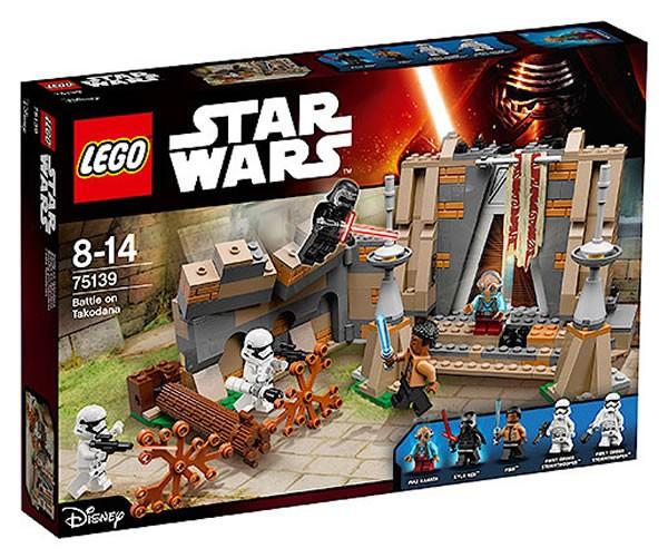 LEGO Takodana 1