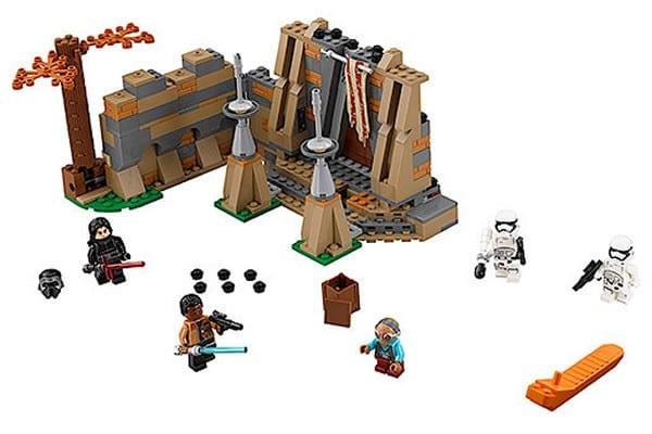 LEGO Takodana 2