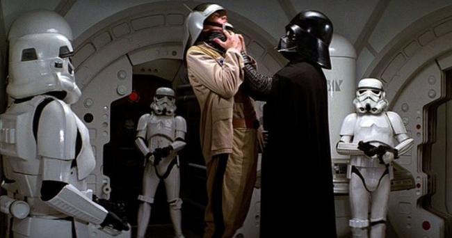 5 - Vader kills Antilles