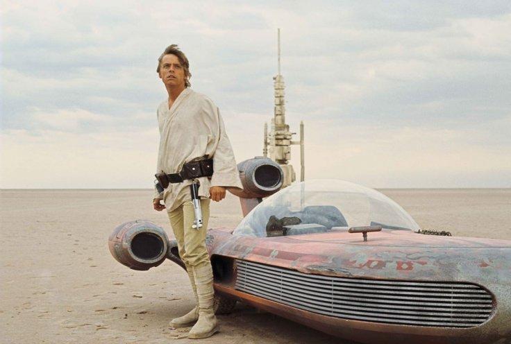 8 - Luke Tatooine