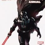 Darth Vader Annual Cover