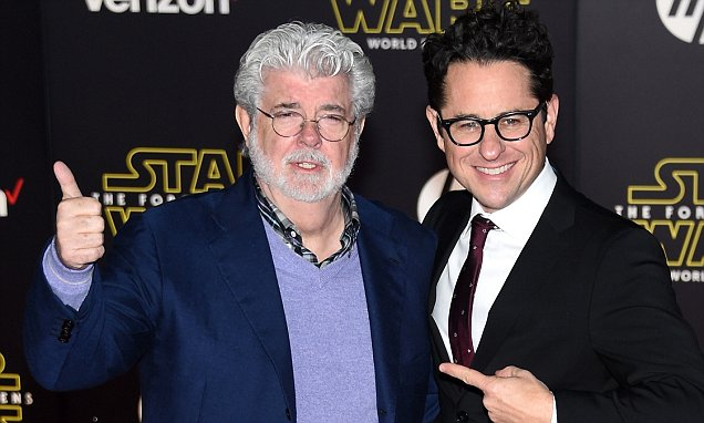 George Lucas J. J. Abrams The Rise Of Skywalker