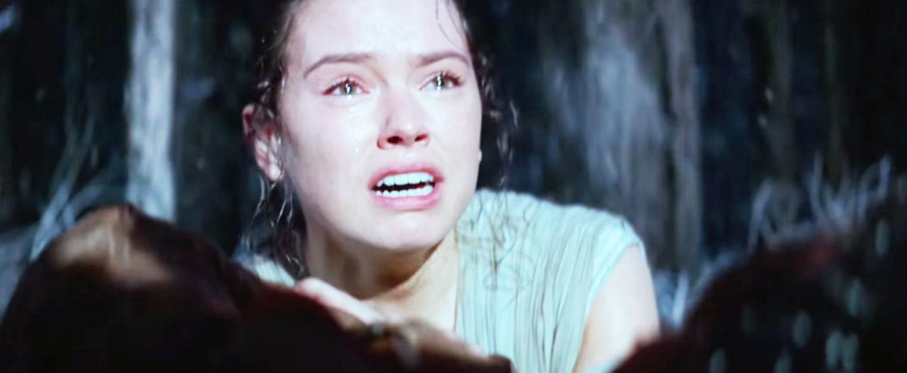 Rey Crying