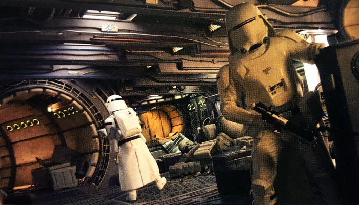 The Force Awakens Editors Confirm At Least 7 Deleted