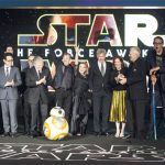Star Wars The Force Awakens Premiere