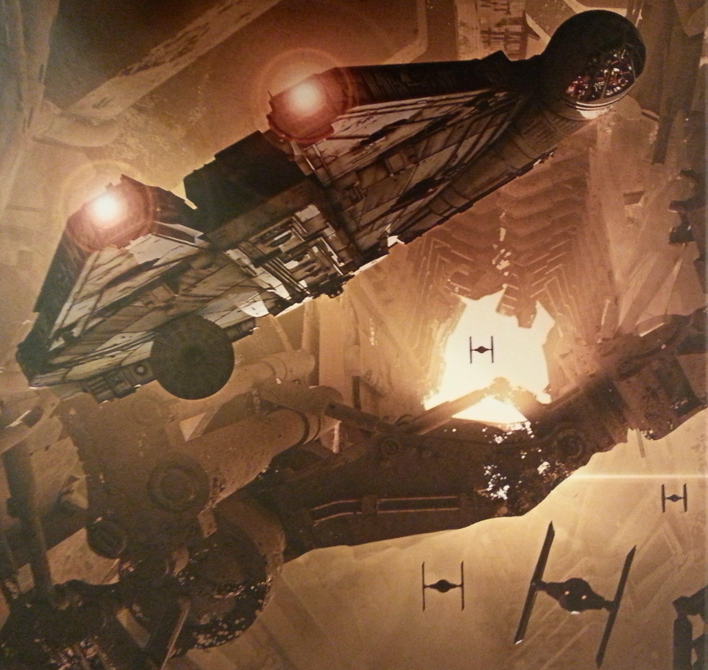 07-13 Falcon Escape