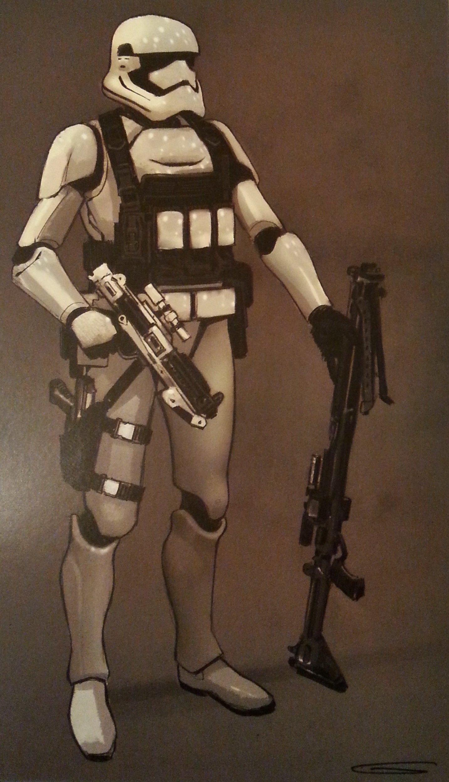 09-13 Stormtrooper Final Design