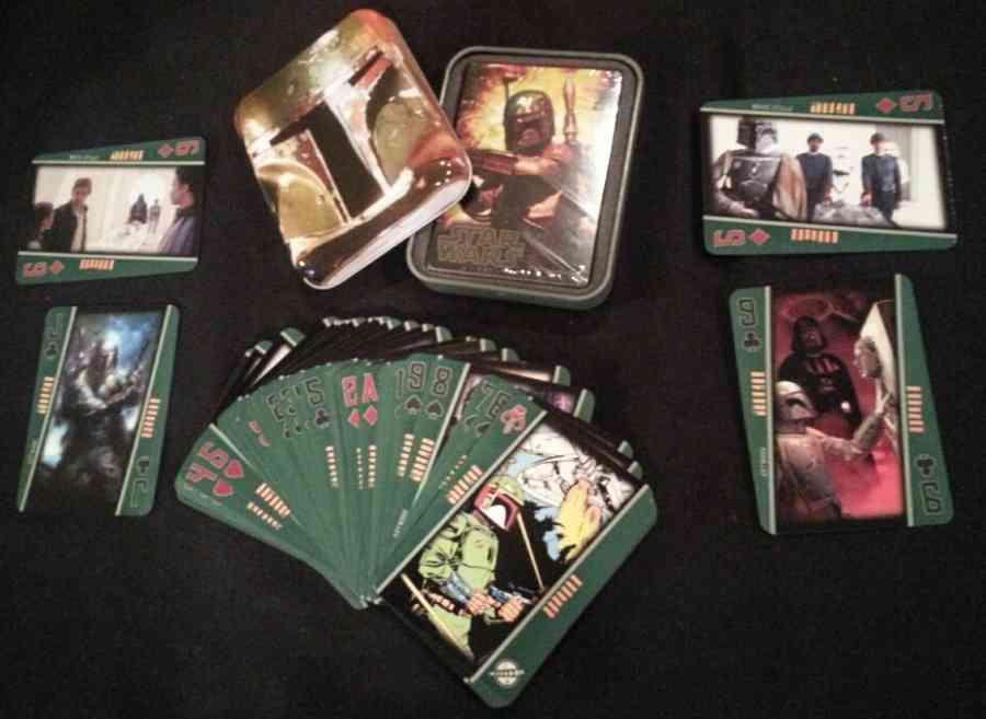 A poker pun - 3 part 4
