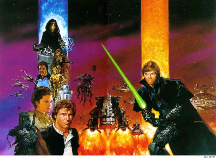 Swnn Retro Review Tales Of The Jedi Part Two Ulic Qel Droma And
