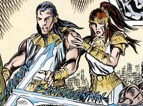 Gav and Jori Daragon