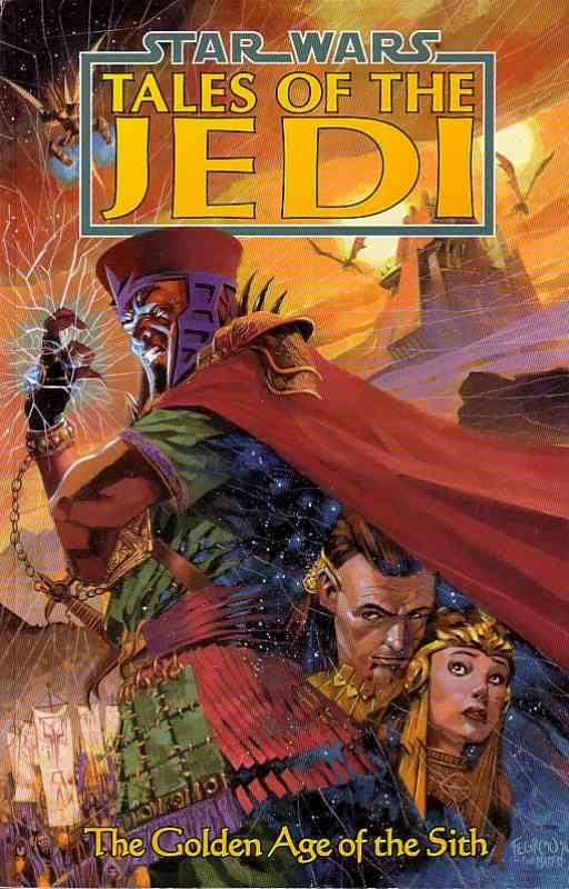 Golden Age of the Sith Cover