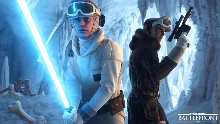 Hoth Luke & Han