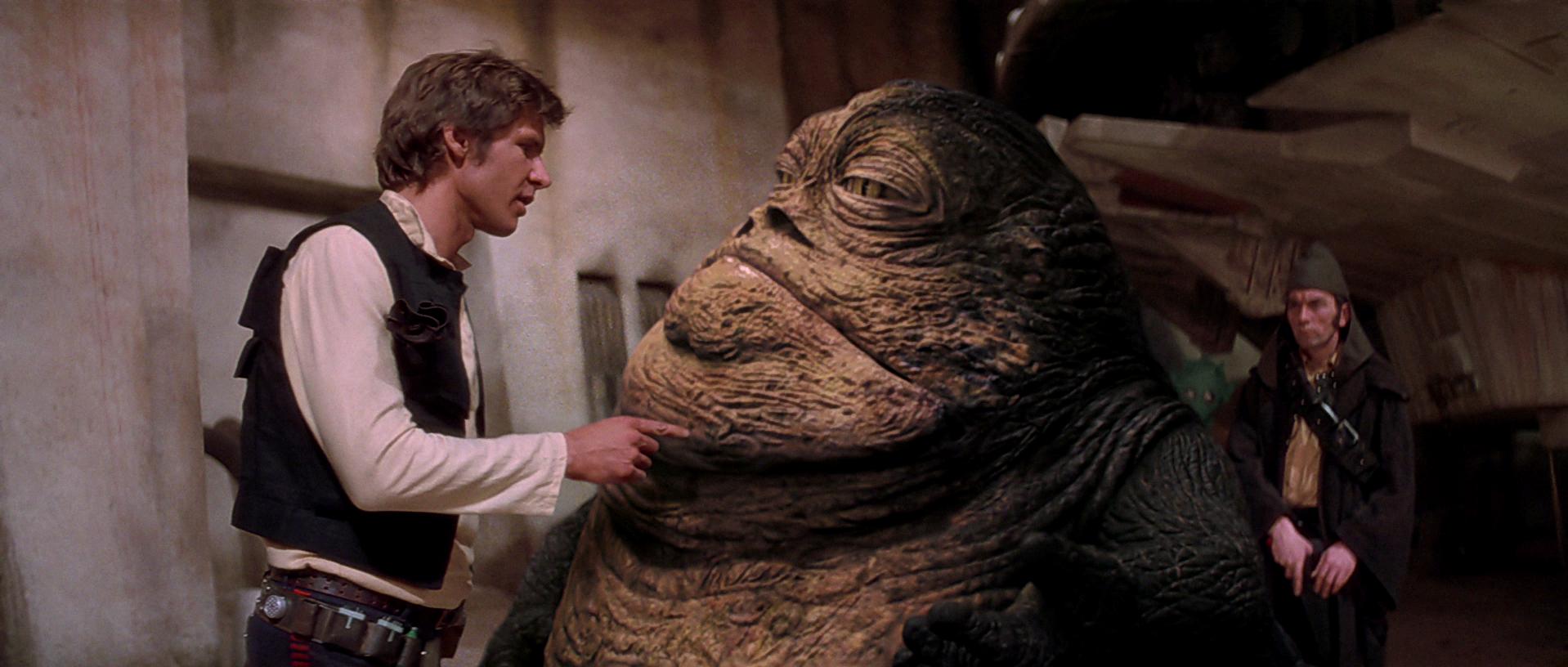 Jabba and Han