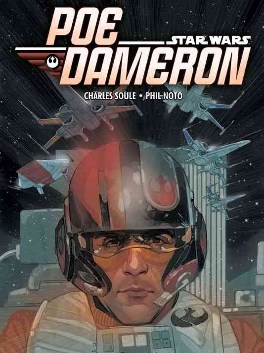 Poe Dameron Comic