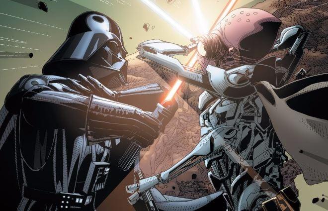 Vader vs. Karbin