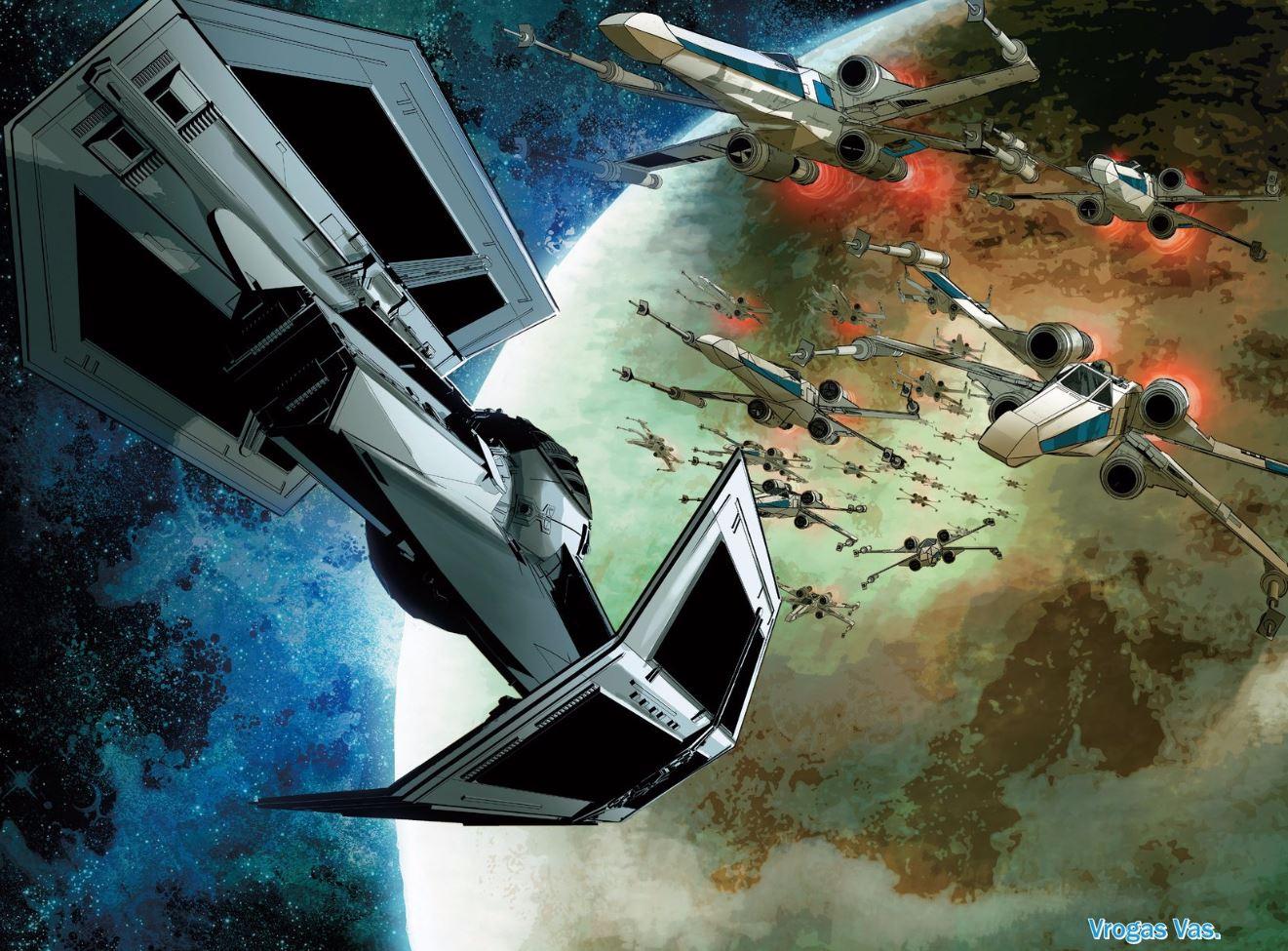 Vader vs. Rebels