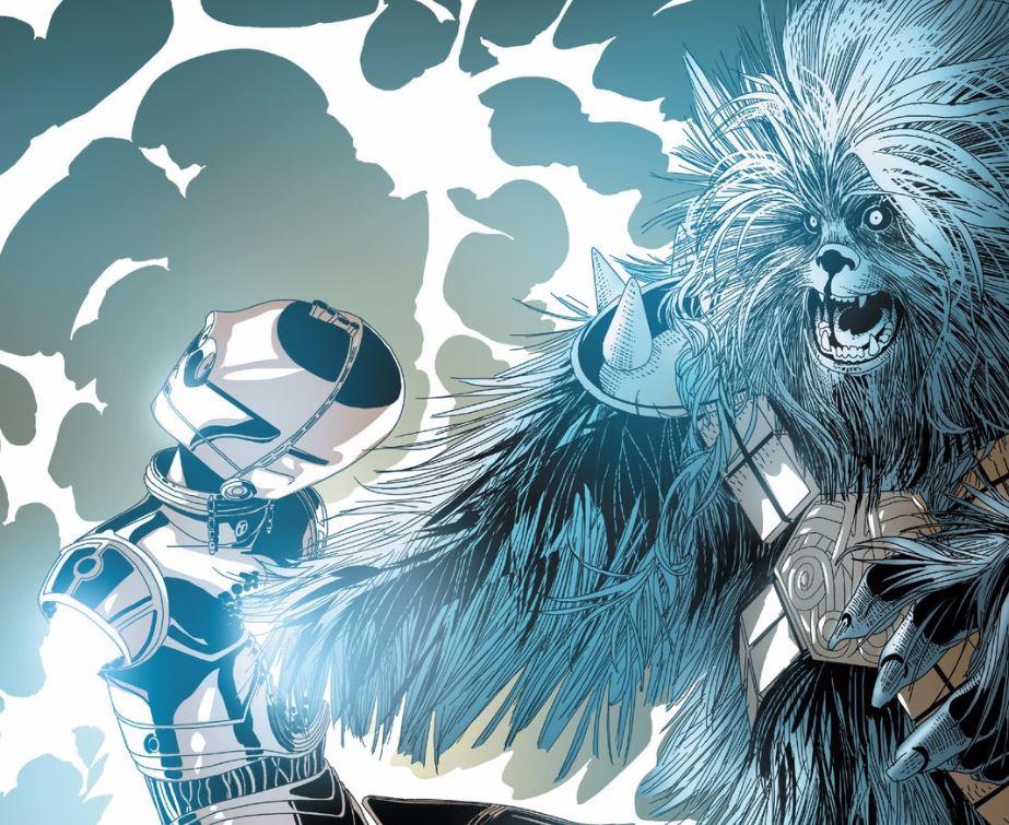 Wookiee Shock