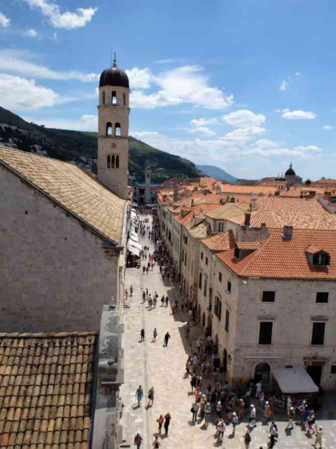 Dubrovnik Main St