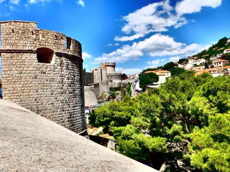 Dubrovnik citywalls3-768x576