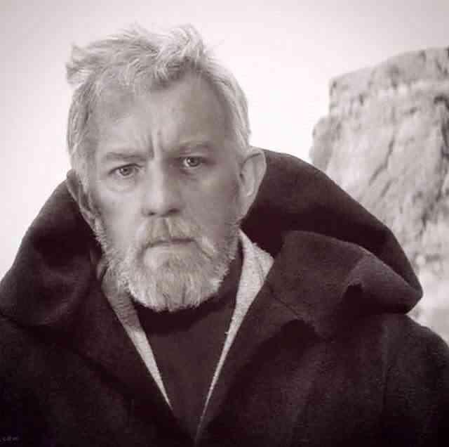 Ewan McGregor Old Obi-Wan