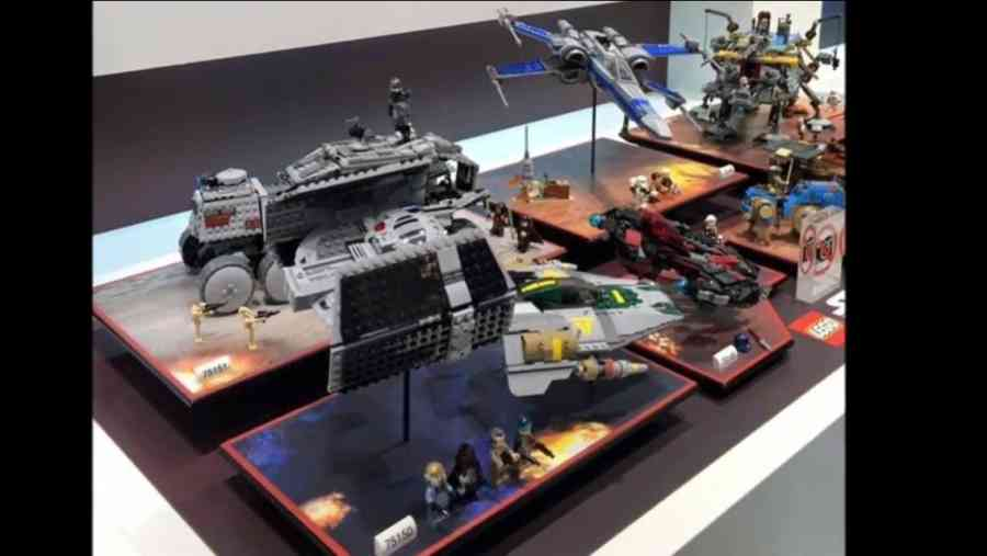 New LEGO Star Wars Toys Leaked - Plus, More TFA Toys! - Star